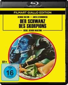 Der Schwanz des Skorpions (Blu-ray), Blu-ray Disc
