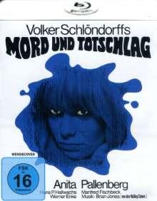Mord und Totschlag (Blu-ray), Blu-ray Disc