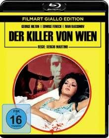 Der Killer von Wien (Blu-ray), Blu-ray Disc