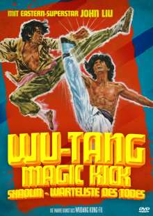 Wu-Tang Magic Kick: Shaolin - Warteliste des Todes, DVD