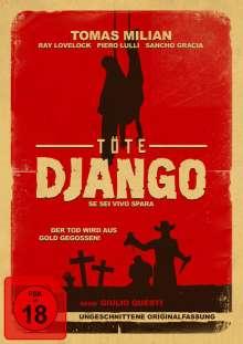 Töte Django, DVD