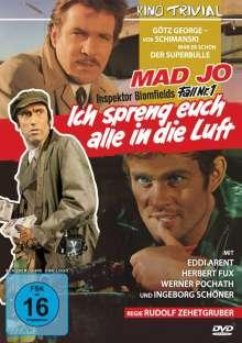 Mad Jo - Ich spreng euch alle in die Luft  [LE], DVD