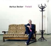 Markus Becker: Freistil, CD