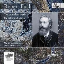 Robert Fuchs (1847-1927): Cellosonaten Nr.1 & 2, CD