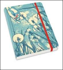 Notizbuch »Löwenzahn« - Illustration von Kat Menschik - Format DIN A5, Diverse
