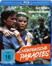 Das mörderische Paradies (Blu-ray), Blu-ray Disc