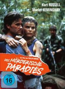 Das mörderische Paradies (Blu-ray & DVD im Mediabook), 1 Blu-ray Disc und 1 DVD