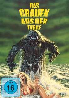Das Grauen aus der Tiefe, DVD
