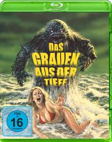 Das Grauen aus der Tiefe (Blu-ray), Blu-ray Disc