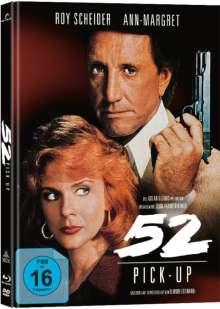 52 Pick-up (Blu-ray & DVD im Mediabook), 1 Blu-ray Disc und 1 DVD