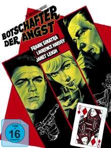 Botschafter der Angst (Blu-ray & DVD im Mediabook), 1 Blu-ray Disc und 2 DVDs
