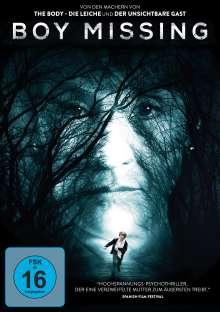 Boy Missing, DVD