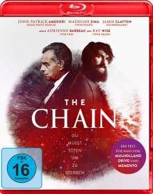 The Chain (Blu-ray), Blu-ray Disc