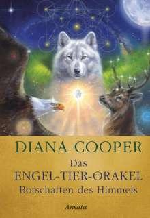 Diana Cooper: Das Engel-Tier-Orakel - Botschaften des Himmels, Diverse
