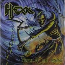 Hexx: Wrath Of The Reaper (Translucent Electric Blue Vinyl), LP