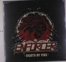 Enforcer: Death By Fire (Bone Colored Vinyl), LP