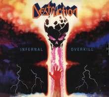 Destruction: Infernal Overkill (Slipcase + Miniposter), CD