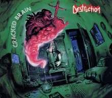Destruction: Cracked Brain (Slipcase + Miniposter), CD