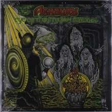 Ashbury: Eye Of The Stygian Witches (Silver Vinyl), LP