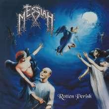 Messiah: Rotten Perish (Blue Vinyl), LP