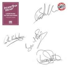 Diamond Head: Lightning To The Nations (Purple Vinyl), 2 LPs