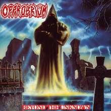Opprobrium: Beyond The Unknown (Limited Edition) (Cyan Blue Vinyl), LP