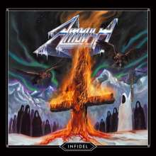 Ambush: Infidel (Ice-Blue Vinyl), LP