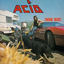 Acid (Metal): Engine Beast (Slipcase), CD