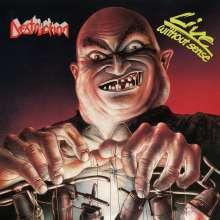 """Destruction: Live Without Sense (Purple Vinyl), 1 LP und 1 Single 7"""""""