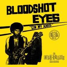 Bloodshot Eyes: On My Knees (Blue Vinyl), LP