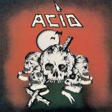 "Acid (Metal): Acid (Silver Vinyl) (+Bonus 7"") (+Poster), 1 LP und 1 Single 7"""