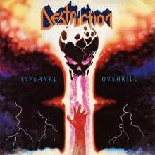 Destruction: Infernal Overkill (Cyan Blue Vinyl), LP