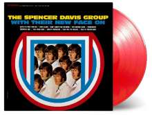 Spencer Davis: With Their New Face On (180g) (Limited-Numbered-Edition) (Translucent Red Vinyl), LP