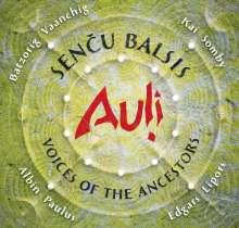 Auļi: Sencu Balsis: Voices Of The Ancestors, CD