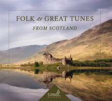 Folk And Great Tunes From Scotland, 2 CDs