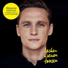 Matthias Schweighöfer: Lachen Weinen Tanzen (Premium-Edition), 2 CDs
