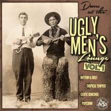 """Down At The Ugly Men's Lounge Vol.1, 1 Single 10"""" und 1 CD"""