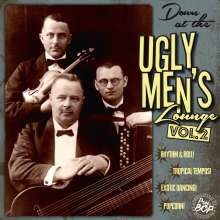 """Down At The Ugly Men's Lounge Vol.2, 1 Single 10"""" und 1 CD"""