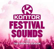 Kontor Festival Sounds 2019: The Opening Season, 3 CDs
