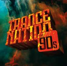 Trance Nation: The 90s, 3 CDs