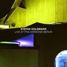 Stefan Goldmann: Live At Philharmonie Berlin, CD