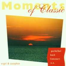 Musik für Saxophon & Orgel, CD