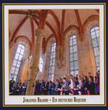 Johannes Brahms (1833-1897): Ein Deutsches Requiem op.45 (Londoner Version), CD