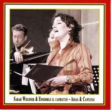 Sarah Wegener & Ensemble Il Capriccio - Arias & Cantatas, CD