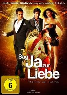Sag Ja zur Liebe, DVD