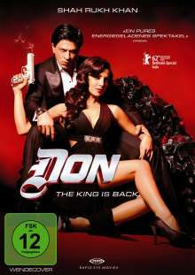 Don - The King Is Back (Special Edition), 2 DVDs