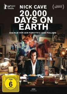 20.000 Days on Earth (OmU), DVD