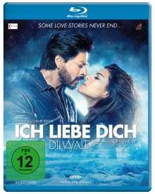 Dilwale - Ich liebe Dich (Blu-ray), Blu-ray Disc