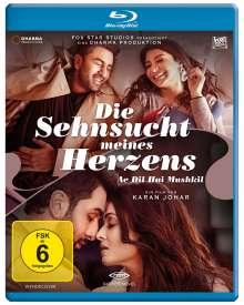Die Sehnsucht meines Herzens - Ae Dil Hai Mushkil (Blu-ray), Blu-ray Disc