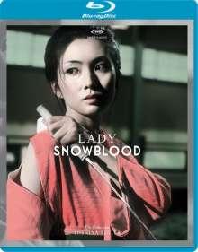 Lady Snowblood (OmU) (Blu-ray), Blu-ray Disc